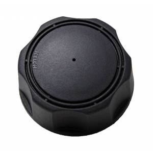 "2-1/4"" Vented Black Nylon Tank Lid"