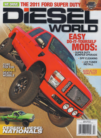 Diesel World May 2010