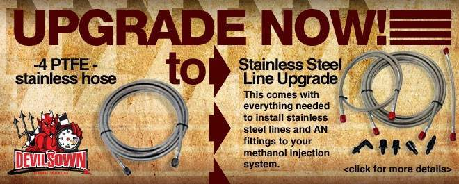 Stainless Steel lines